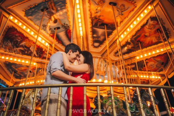 Pré Wedding | Thicy & Leo - casar.com