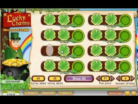 no deposit sign up bonus online casino lucky charm book