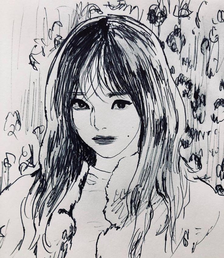 583 отметок «Нравится», 3 комментариев — Superani US (@superanius) в Instagram: «Superani artist @miss.jisu #여자잘그리는법 #drawing #illustration #artwork #sketch #sketchbook #doodle #art»