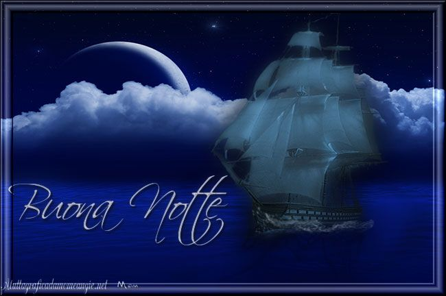 buona notte by mom