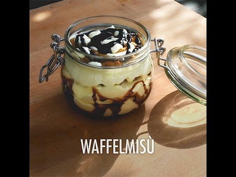 Wafflemisù | Chef in Camicia
