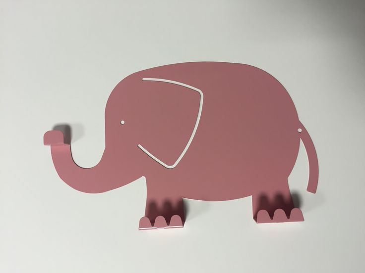 Elephant for clothes and things to decorate kids room! But also a party favor for Baptism and more!  See products on www.zanzottidesign.com