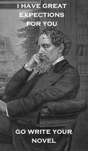 charles dickens s use of language to Charles dickens: a life of writing - born 7 february 1812   charles dickens was born into a  dickens can be challenging to read today as his language is.