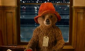 Paddington on film