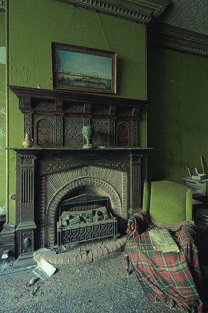 Furhouse Manor - Grandpa's Chair by jamescharlick, via Flickr