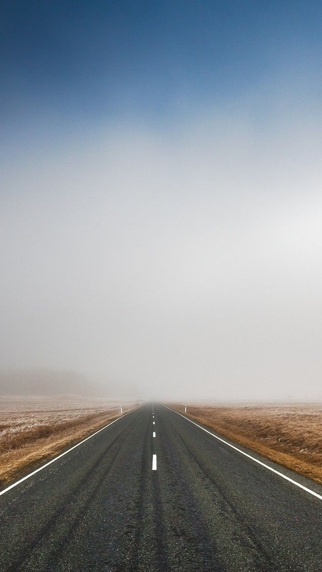 Mist Way Ios 11 Iphone X Wallpaper Hd Iphone Wallpapers