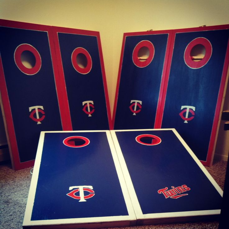 Minnesota Twins Themed Sets Includes Both Logos Corn