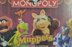『MONOPOLY×muppetsコラボ』-モノポリーの種類