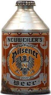 Neuweiler's Pilsner Beer /1930's