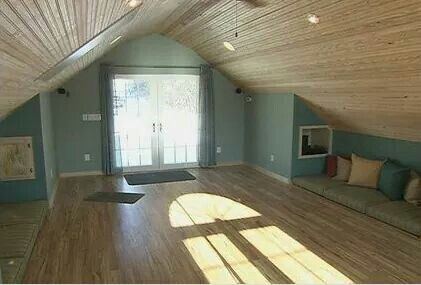 Turn attic into a beautiful bedroom meet me in the for Beautiful bedroom pictures me