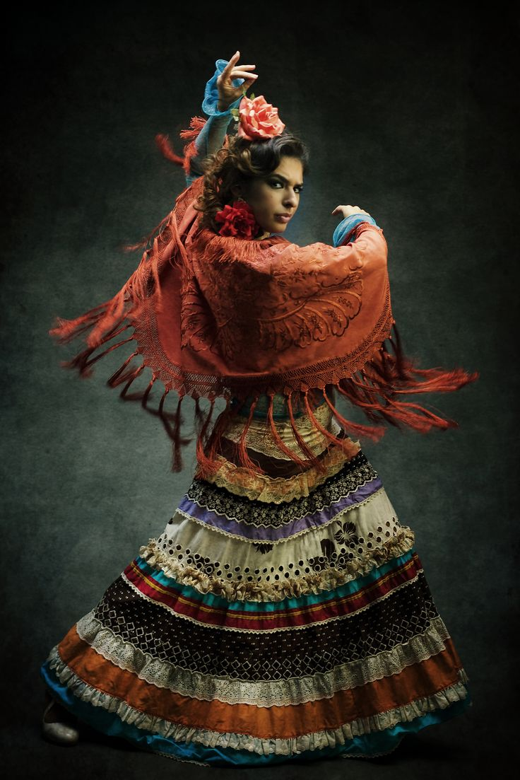 Pastora Galván-- a recognized dancer after winning the Matilde Coral prize at…