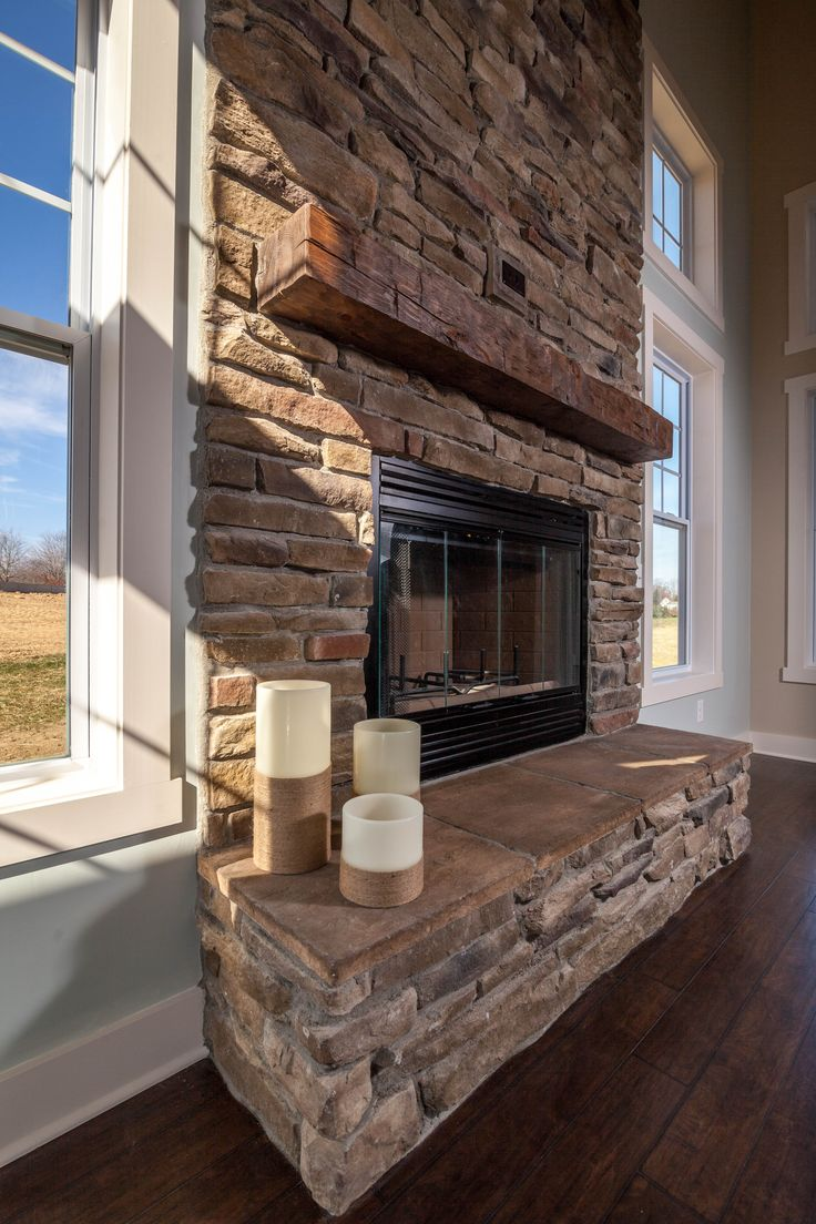 Covington Family Fireplace http://waynehomes.com/plan/covington