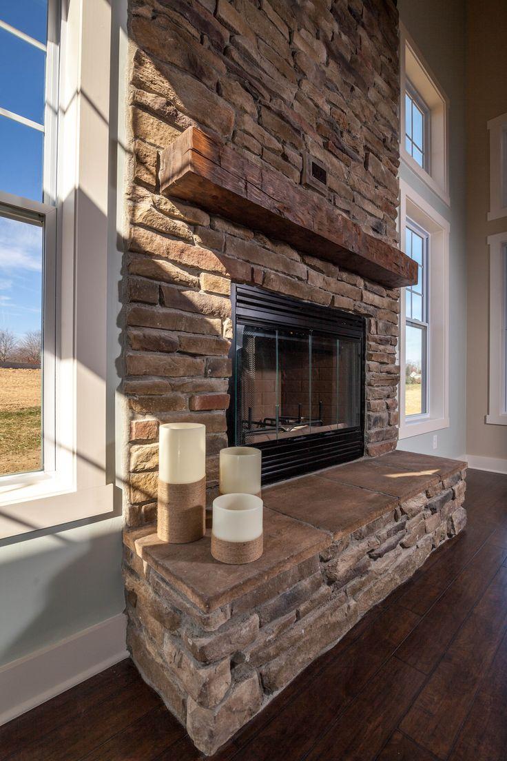 Covington Family Fireplace  http://waynehomes.com/plan/covington