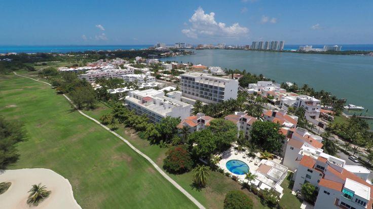 Poktapok 18 es un desarrollo inmobiliario en el corazón de la Zona Hotelera de Cancún. Haz clic para ver el video.
