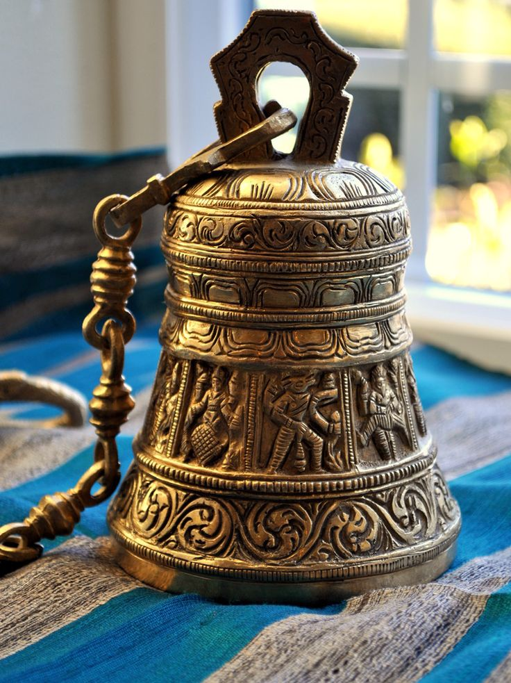 This is an exquisite piece. The bell is 25 and a half inches long.