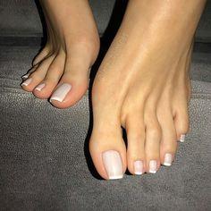 @feeteverywhere — @lara_belospes #footmodel #feetnation #prettyfeet...