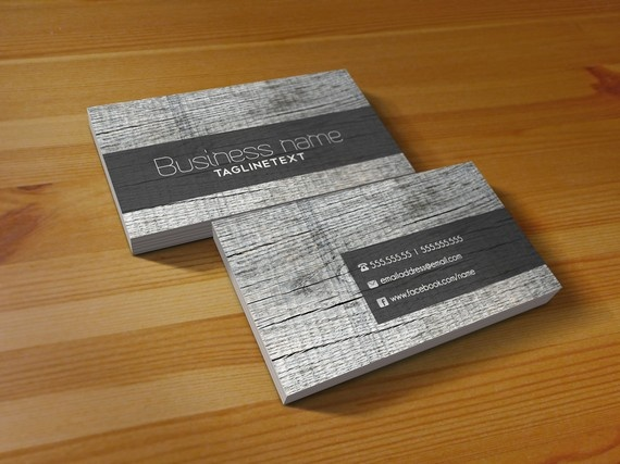 Best 25+ Double sided business cards ideas on Pinterest ...