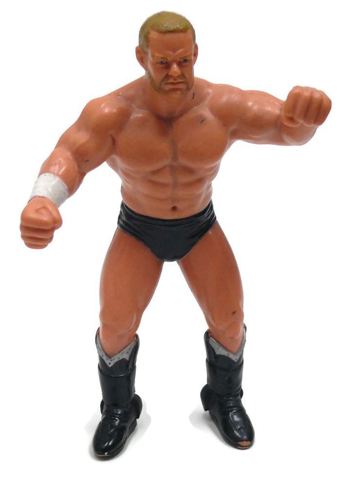 1990 Galoob Wrestling Action Figure - Barry Windham - WCW WWE WWF Toys #TitanSportsInc