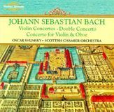 Bach: Violin Concertos; Double Concerto; Concerto for Violin & Oboe [CD]