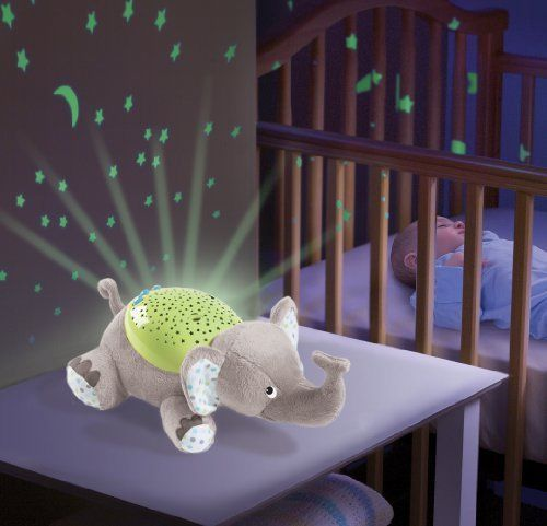 Details about Baby Musical Cot Mobile Night Nursery Light
