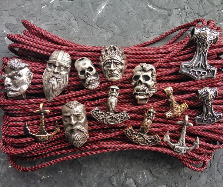 Paracord Pic - Paracord Beads