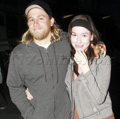 Pix For > Morgana Mcnelis And Charlie Hunnam