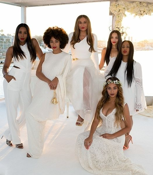 Inside Tina Knowles & Richard Lawson's Wedding: More Official Photos from the Ceremony Surface Online [Photos]