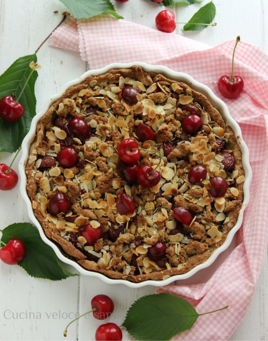 crostata vegan