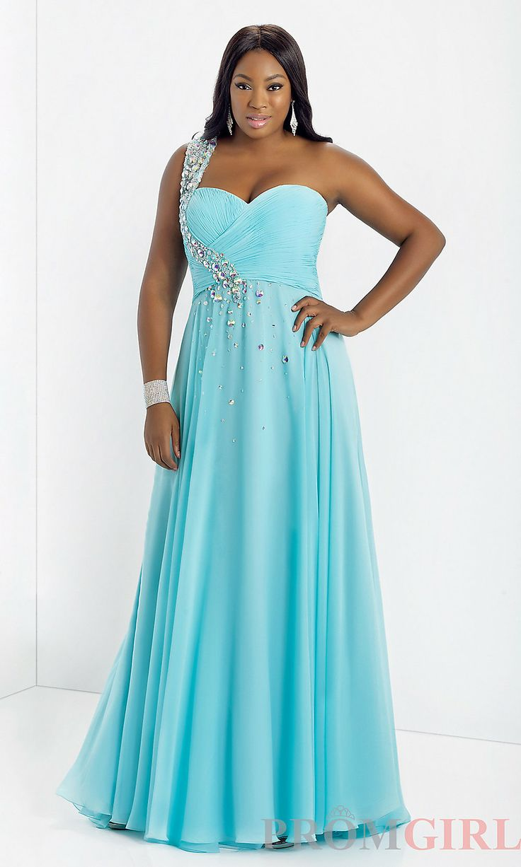 73 best Plus Size Prom images on Pinterest