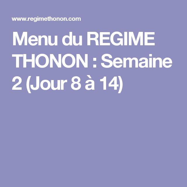 17 best ideas about regime thonon on pinterest regime de for Ai cuisine thonon