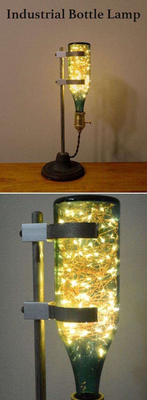 This lamp was born out of a bunch of parts that I had lying around the workshop. However, you should be able to find most of these parts on eBay or your local junk store. If not, then you'll probably need to improvise a little.