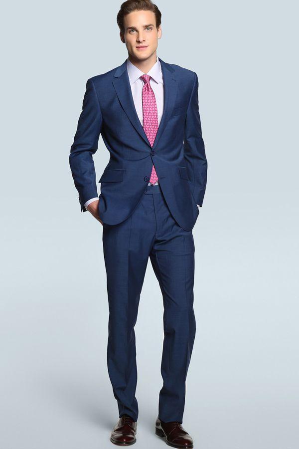 trajes azul marino hombre el corte ingles - Buscar con Google