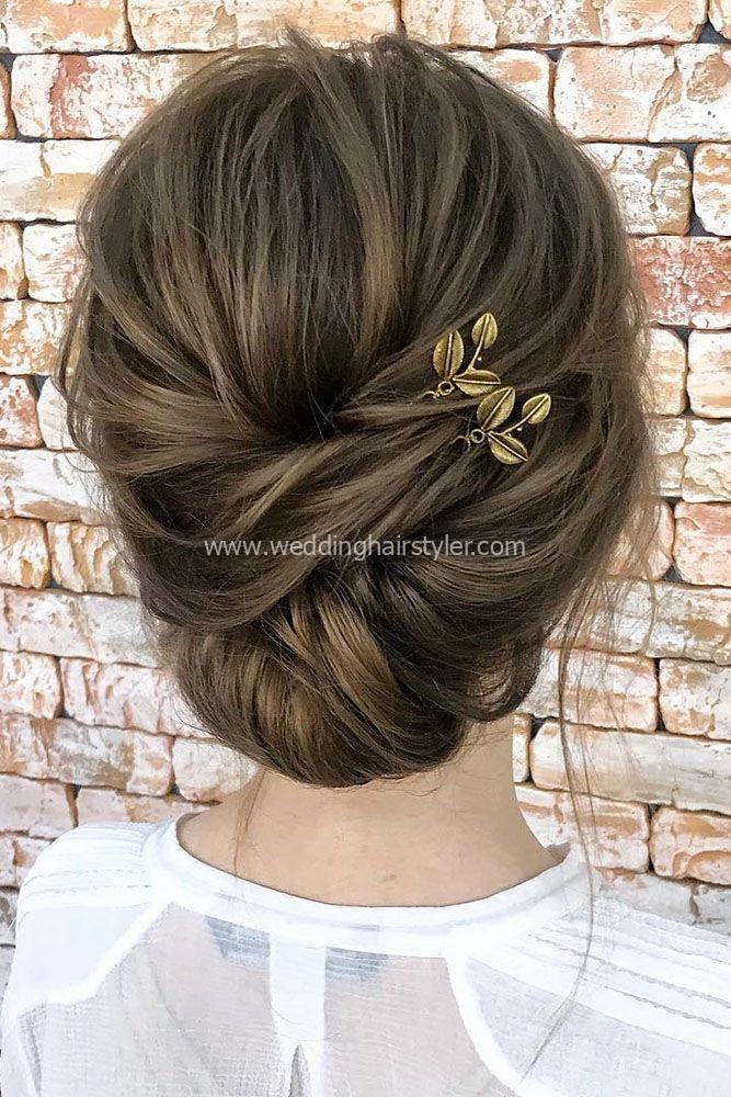 Bezaubernde Hochzeitsfrisuren Fur Mittellanges Haar