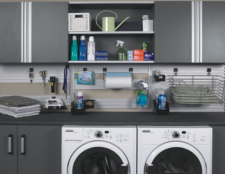 laundry rooms in garage | Laundry room in your garage?
