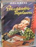 Rezensionen und Inhaltsangabe zum Buch: Privatdetektiv Tiegelmann (Jugendliteratur)