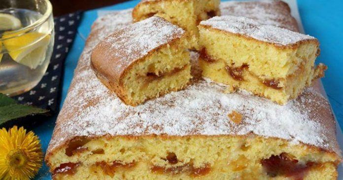 Самый вкусный пирог на скорую руку! Пока гости соберутся, пирог уже на столе! | NashaKuhnia.Ru
