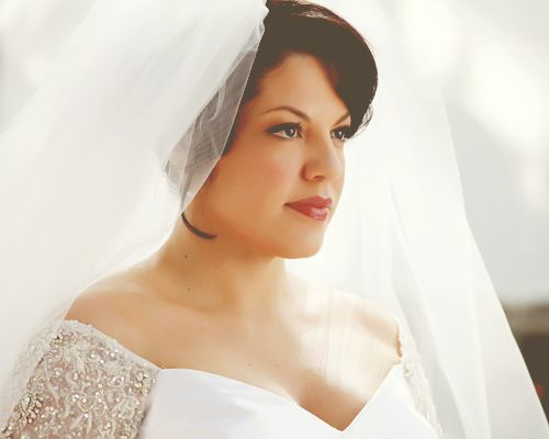 Callie Torres, she is stunning.