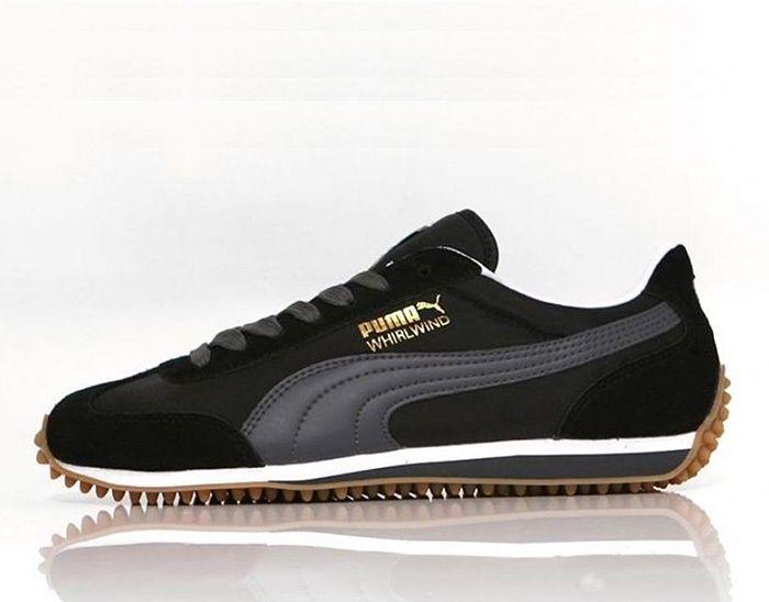 201611 Sneaker PUMA Smash L Pelle Bianco Blu EU 39