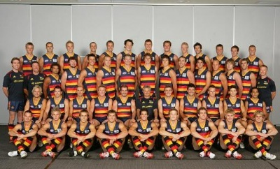 The Mighty Adelaide Crows - best footy team in the world