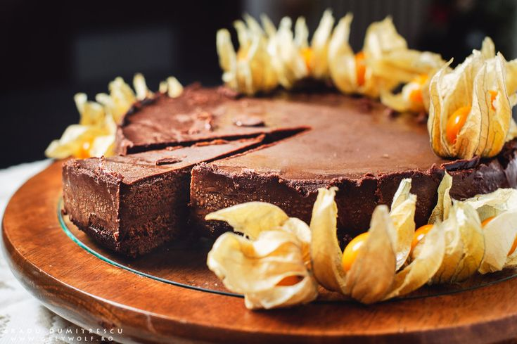 Decadent Chocolate Cake, shot for PlayBake - by Radu Dumitrescu on 500px