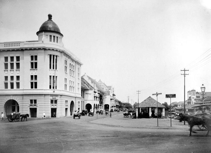 Batavia - The Chartered Bank