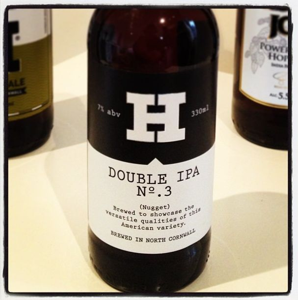 Harbour Brewing Company, Cornwall - Double IPA No.3