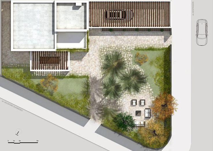 Villa Mela, Margherita di Savoia, ABBW angelo bruno building workshop