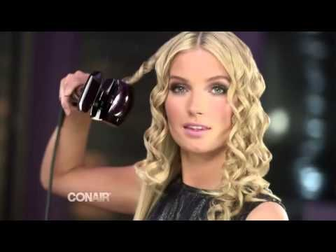 Holy Crap I need this!!!!  ▶ Infiniti Pro by Conair Curl Secret (30-second commercial) - YouTube