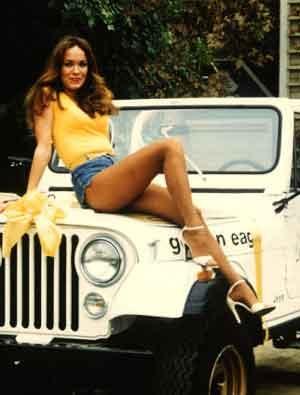 Daisy Duke Jeep