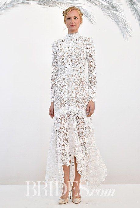 Fall 2017 Wedding Dress Trends   Brides