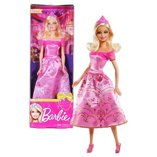 """Mattel Year 2012 Barbie DVD Series """"Barbie and The Three Musketeers"""" 12 Inch Doll - CORINNE with Tiara, Pink Dress and Pink Shoes by Mattel. $19.99. Mattel Year 2012 Barbie DVD Series """"Barbie and The Three Musketeers"""" 12 Inch Doll - CORINNE with Tiara, Pink Dress and Pink Shoes"""