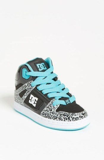 DC Shoes 'Rebound' Skate Shoe (Toddler, Little Kid & Big Kid) | Nordstrom