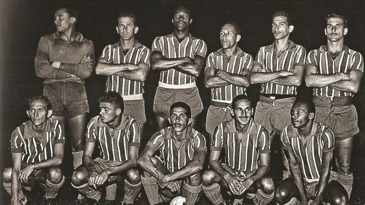 O time do Bahia campeão Brasileiro em 1959