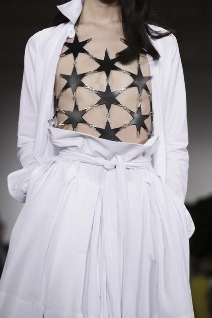 Zana Bayne Ready To Wear Spring Summer 2015 New York